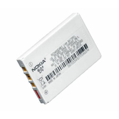 Gyári típusú akkumulátor Nokia 2100, 3200, 3300, 6220, 6610, 7250 típusú készülékhez, 780 mAh (BLD-3)