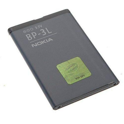 Gyári típusú akkumulátor Nokia Lumia 510, 610, 710, Asha 303, 603 típusú készülékhez, 1300 mAh (BP-3L)