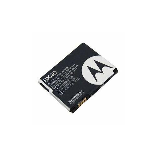 Gyári típusú akkumulátor Motorola RAZR2 V8, V9 Moto U9, ZN5 típusú készülékhez, 740 mAh (BX40)