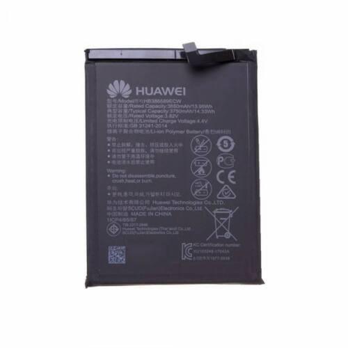 Gyári típusú akkumulátor Huawei Mate 20 Lite, P10 Plus, Honor View 10, Nova 3 típusú készülékhez, 3750 mAh (HB386589ECW)