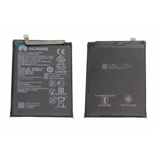 Gyári típusú akkumulátor Huawei Y6 (2019) (MRD-LX1F), Nova (CAN-L01), Y5 (2017) (MYAL02), Y6 (2017) (MYA-L11) típusú készülékhez, 3020 mAh (HB405979ECW)