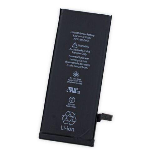 Gyári típusú akkumulátor Apple iPhone 6 (4.7) típusú készülékhez, 1810 mAh (616-0807, 616-0804, 616-0809 kompatibilis)