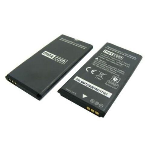Gyári típusú akkumulátor Maxcom MM720BB, MM721 típusú készülékhez, 800mAh