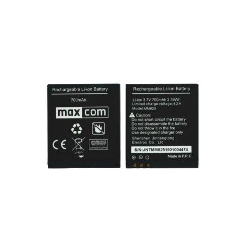 Gyári típusú akkumulátor Maxcom MM825 típusú készülékhez, 700mAh