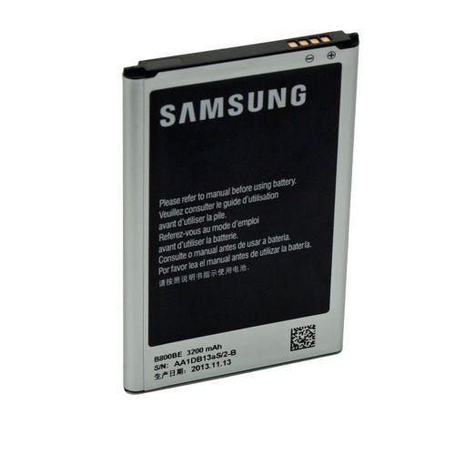 Gyári típusú akkumulátor Samsung Galaxy Note 3 (N9005) típusú készülékhez, 3200 mAh (EBB800BE)
