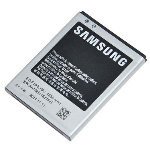 Gyári típusú akkumulátor Samsung Galaxy S2 (i9100) típusú készülékhez, 1650 mAh (EBL102GBK, EBF1A2GBU)