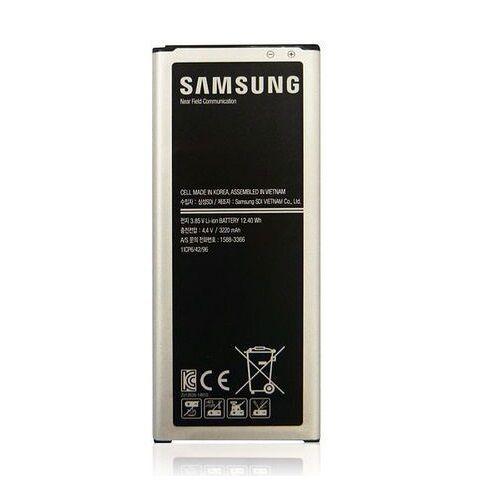 Gyári típusú akkumulátor Samsung Galaxy Note 4 (N910) típusú készülékhez NFC, 3220 mAh (BN910BBEG)