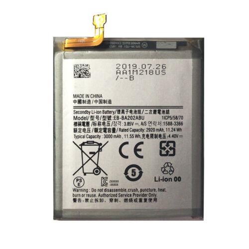 Gyári típusú akkumulátor Samsung Galaxy A20e (A202) típusú készülékhez, 3000 mAh (EB-BA202ABU)
