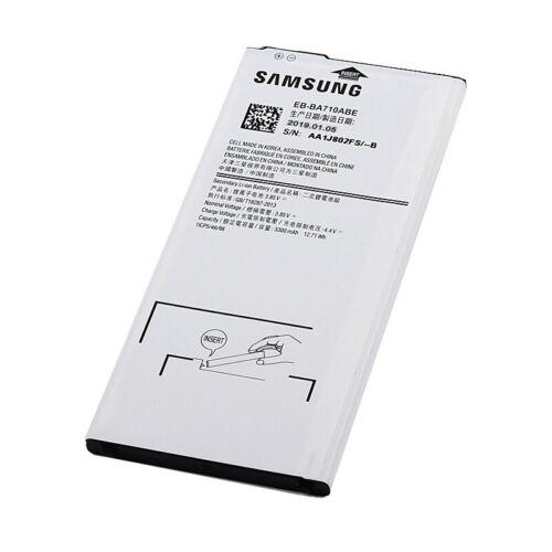 Gyári típusú akkumulátor Samsung Galaxy A7 (2016), (A710) típusú készülékhez, 3300 mAh (EB-BA710ABE)