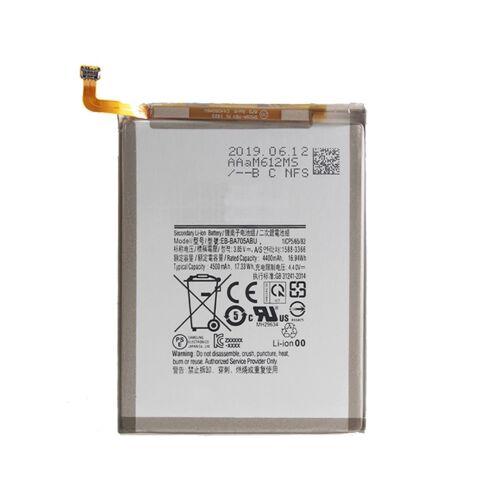Gyári típusú akkumulátor Samsung Galaxy A70 (A705) típusú készülékhez, 4500 mAh (EB-BA705ABU)