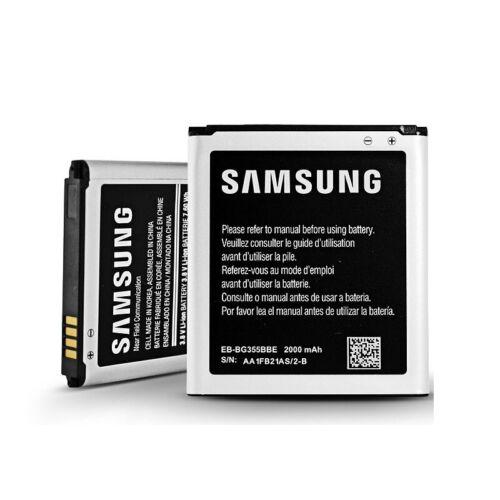 Gyári típusú akkumulátor Samsung Galaxy Core 2 (G355) típusú készülékhez, 2000 mAh (BG355BBE)