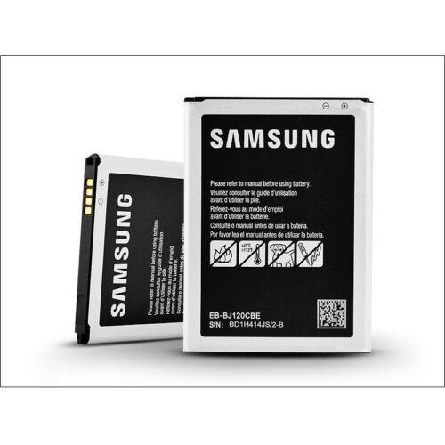 Gyári típusú akkumulátor Samsung Galaxy J1 (2016) (J120) típusú készülékhez, 2050 mAh (BJ120CBE)