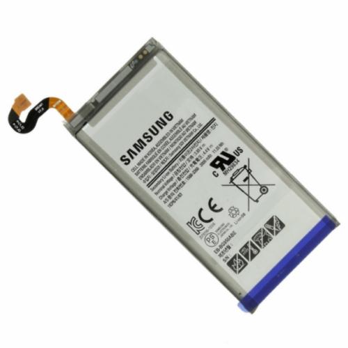 Gyári típusú akkumulátor Samsung Galaxy S8 (G950) típusú készülékhez, 3000 mAh (BG950ABE)