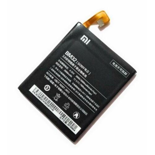 Gyári típusú akkumulátor Xiaomi Mi 4 típusú készülékhez, 3000 mAh (BM32)