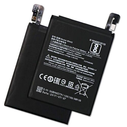Gyári típusú akkumulátor Xiaomi Redmi Note 5, Redmi Note 5 Pro típusú készülékhez, 3900 mAh (BN45)