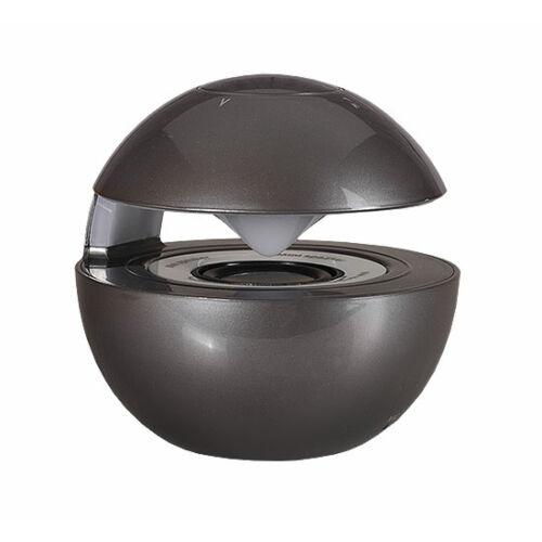 LED Ball bluetooth-os hangszóró, grafit szürke