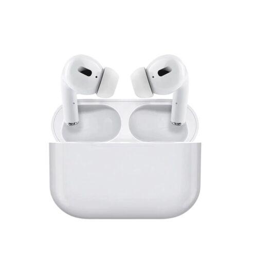 TWS i20 Air Pro, sztereó bluetooth 5.0 headset, power bank, lightning töltőcsatlakozóval (EDR), fehér