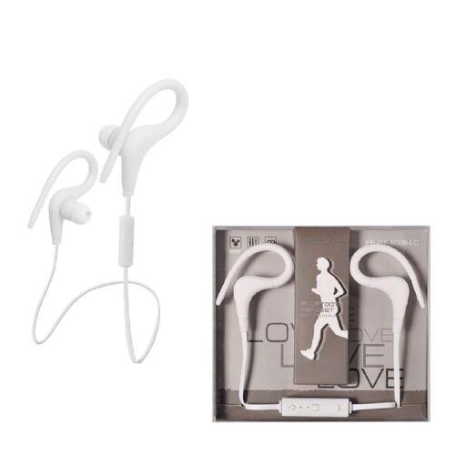 Vennus cseppálló bluetooth sztereó headset (BT-1), fehér