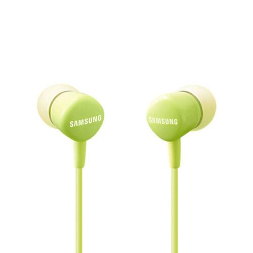 Samsung gyári típusú vezetékes sztereó headset BLISTERES EO-HS1303 (3,5mm jack), zöld