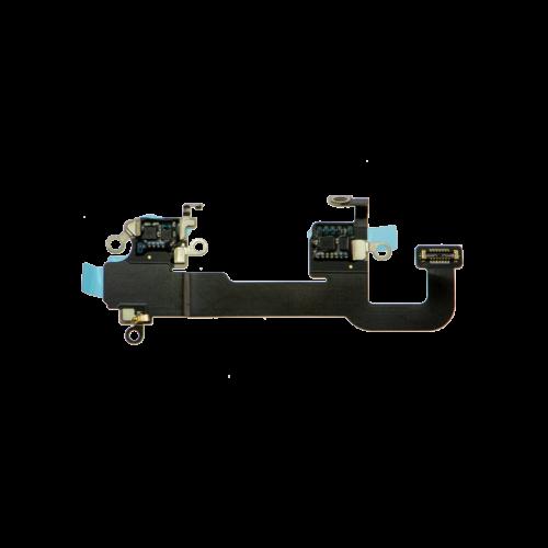 Apple iPhone XS, (5.8), gyári wifi antenna átvezető fólia (Flex, szalagkábel)