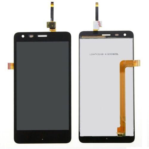 Xiaomi Red Rice 1S, gyári típusú LCD kijelző érintőpanellel, fekete
