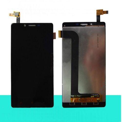Xiaomi Redmi Note, Red Rice Note, Hongmi Note, gyári típusú LCD kijelző érintőpanellel, fekete