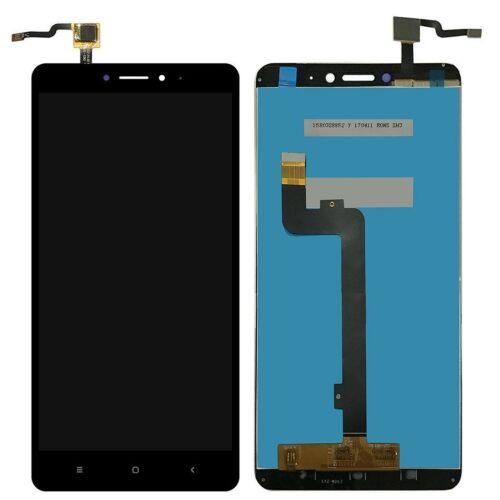 Xiaomi Mi Max 2, gyári típusú LCD kijelző érintőpanellel, fekete