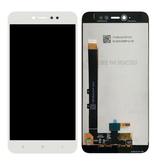Xiaomi Redmi Note 5A, gyári típusú LCD kijelző érintőpanellel, fehér