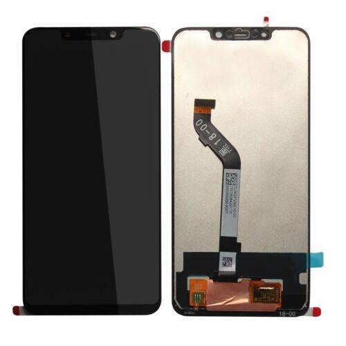 Xiaomi Pocophone F1, gyári típusú LCD kijelző érintőpanellel, fekete