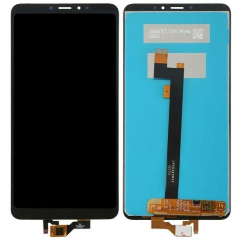 Xiaomi Mi Max 3, gyári típusú LCD kijelző érintőpanellel, fehér