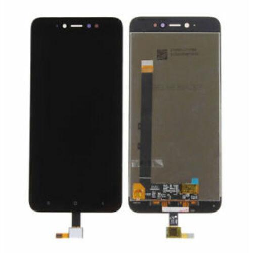 Xiaomi Redmi Note 5A, gyári típusú LCD kijelző érintőpanellel, fekete