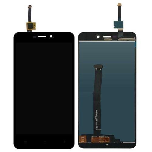 Xiaomi Redmi 4a, gyári típusú LCD kijelző érintőpanellel, fekete