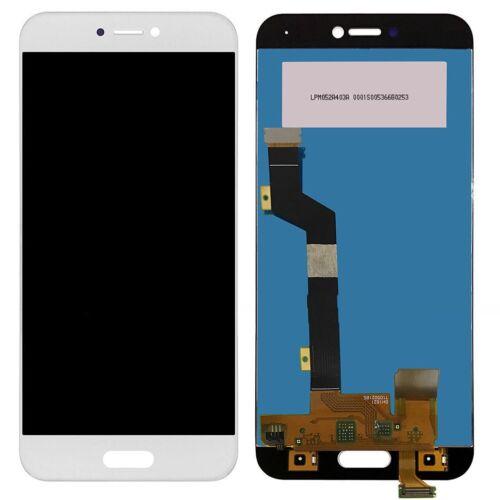 Xiaomi Mi 5c, gyári típusú LCD kijelző érintőpanellel, fehér