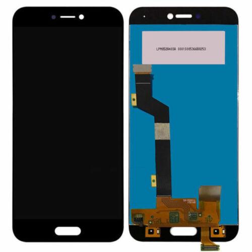 Xiaomi Mi 5c, gyári típusú LCD kijelző érintőpanellel, fekete