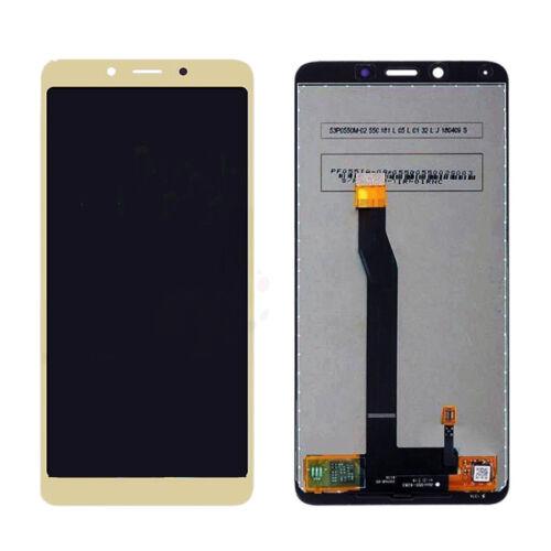 Xiaomi Redmi 6, 6A, gyári típusú LCD kijelző érintőpanellel, arany