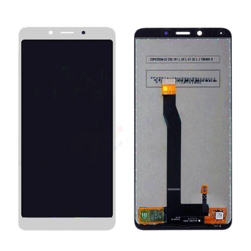 Xiaomi Redmi 6, 6A, gyári típusú LCD kijelző érintőpanellel, fehér