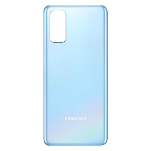 Samsung Galaxy S20 (G980), gyári típusú akkufedél, kék