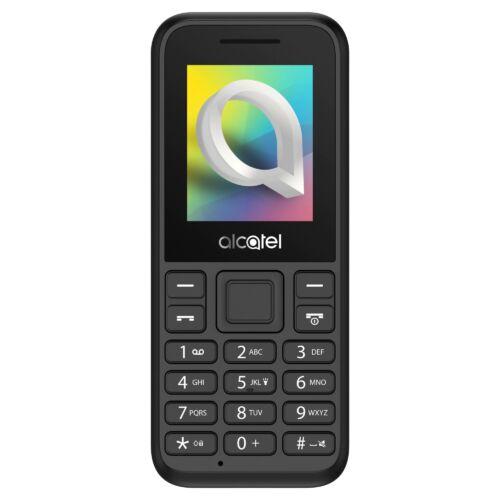 Alcatel 1066G kártyafüggetlen mobiltelefon, fekete