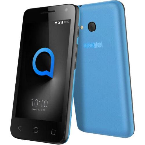 Alcatel 1E (4034X) kártyafüggetlen okostelefon, kék