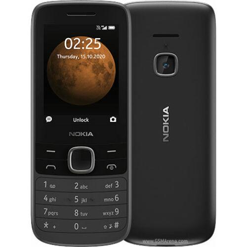 Nokia 225 4g, DualSim kártyafüggetlen mobiltelefon, fekete