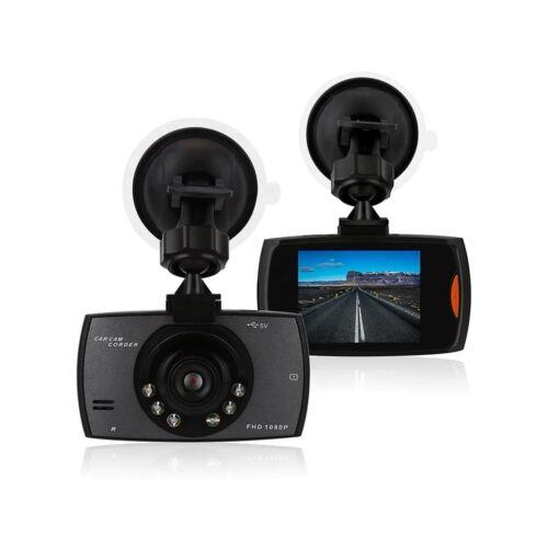 Autós fedélzeti menetrögzítő kamera (G30)