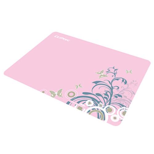 Cliptec egérpad (RZY238), pink