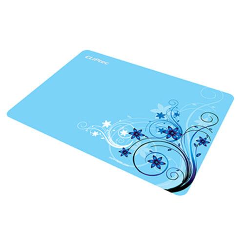 Cliptec egérpad (RZY238), világos kék