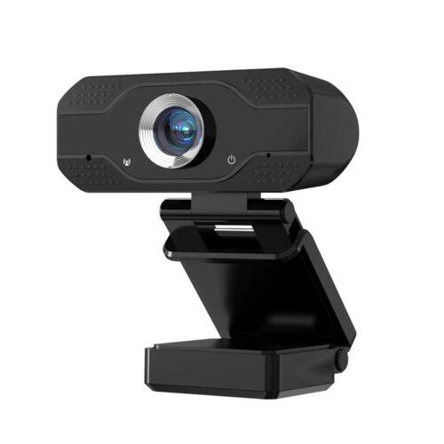 Webkamera mikrofonnal, Full HD, USB vezetékes, 1080p (B01)
