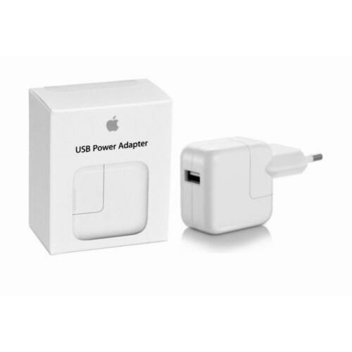 Apple iPad eredeti töltő adapter 12W (MD836ZM/A BLISTER) fehér színben