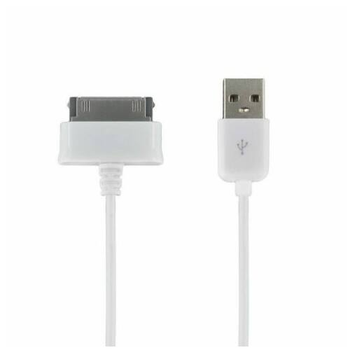 Samsung Galaxy TAB (Note 10.1, P3100, P5100, P7300, P7500) USB kábel 1M (ECB-DP4AWE), fehér
