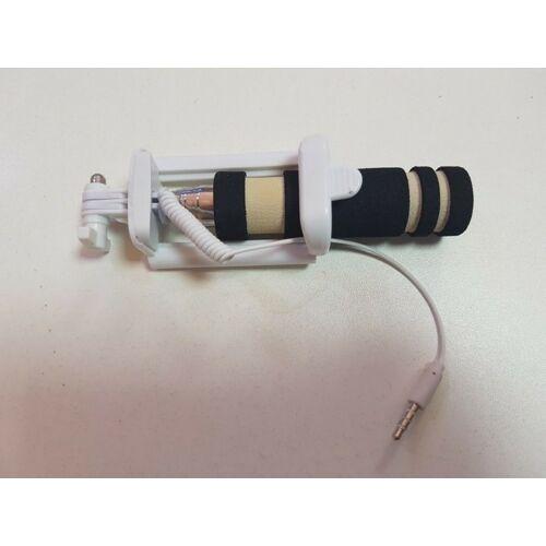 Szelfi, selfie bot teleszkópos, exponáló gombbal (MINI), fekete