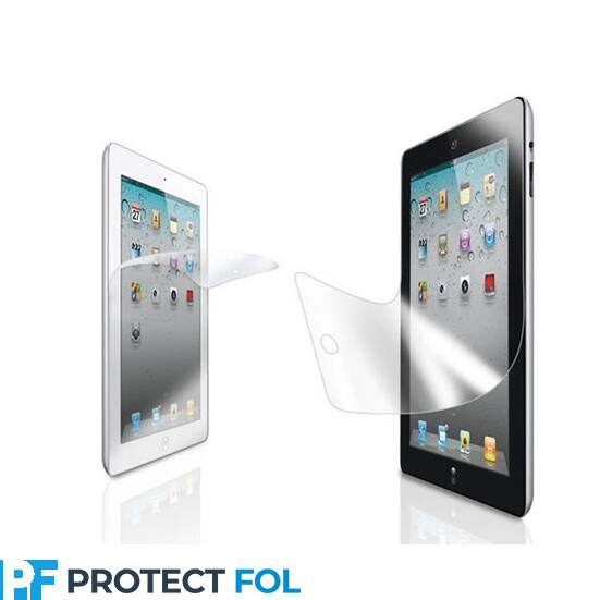 Apple iPad 1 , iPad 2 kijelzővédő fólia törlőkendővel (LCD fólia)