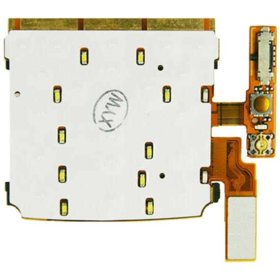Sony Ericsson K850, billentyűzet panel átvezető fólia (Flex, szalagkábel)