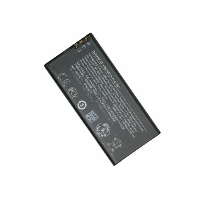Nokia Lumia 820, 825, gyári típusú akkumulátor, 1650 mAh (BP-5T)